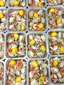 Crab Feed Catering